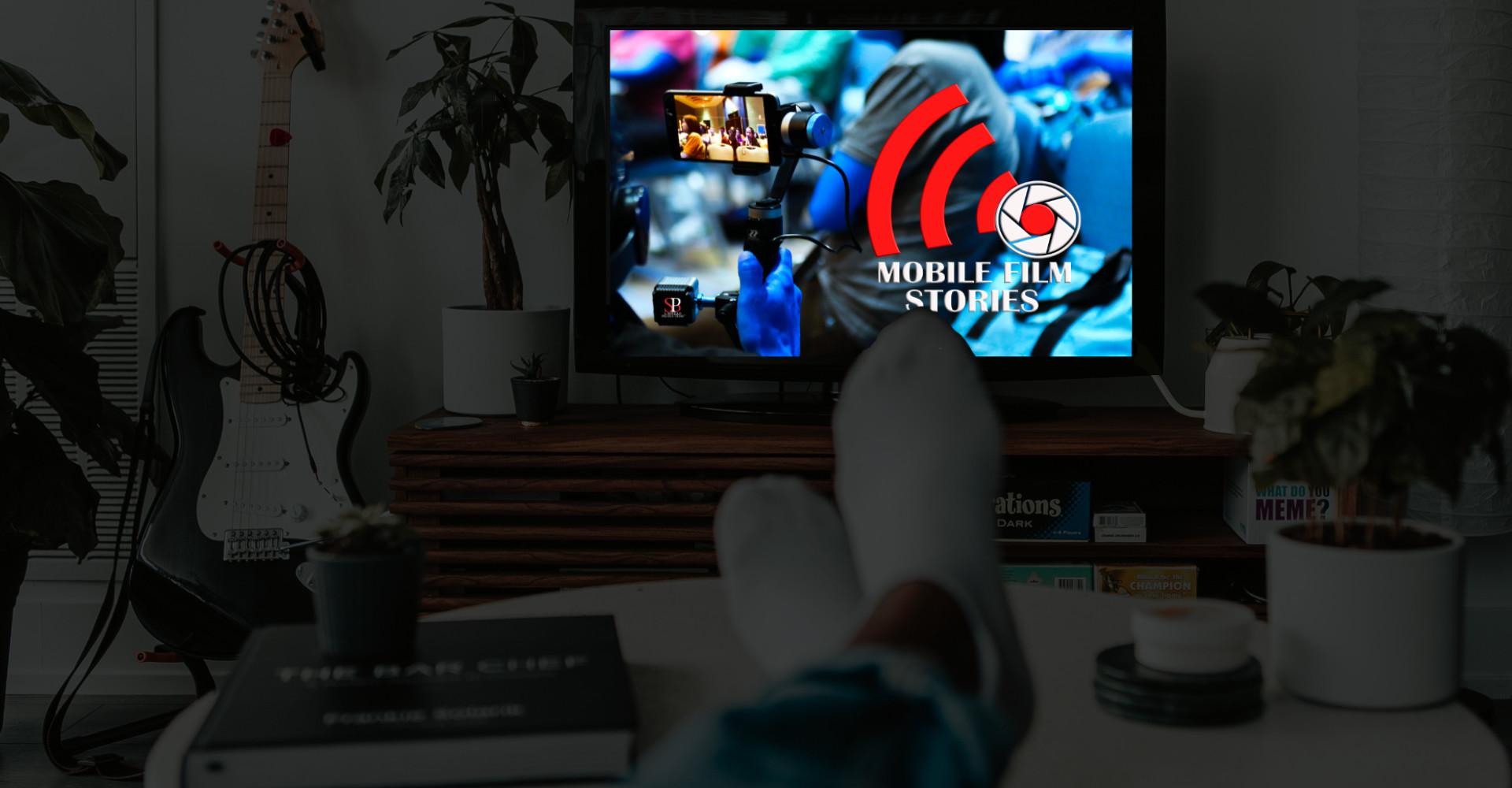 Watching Mobile Film Stories
