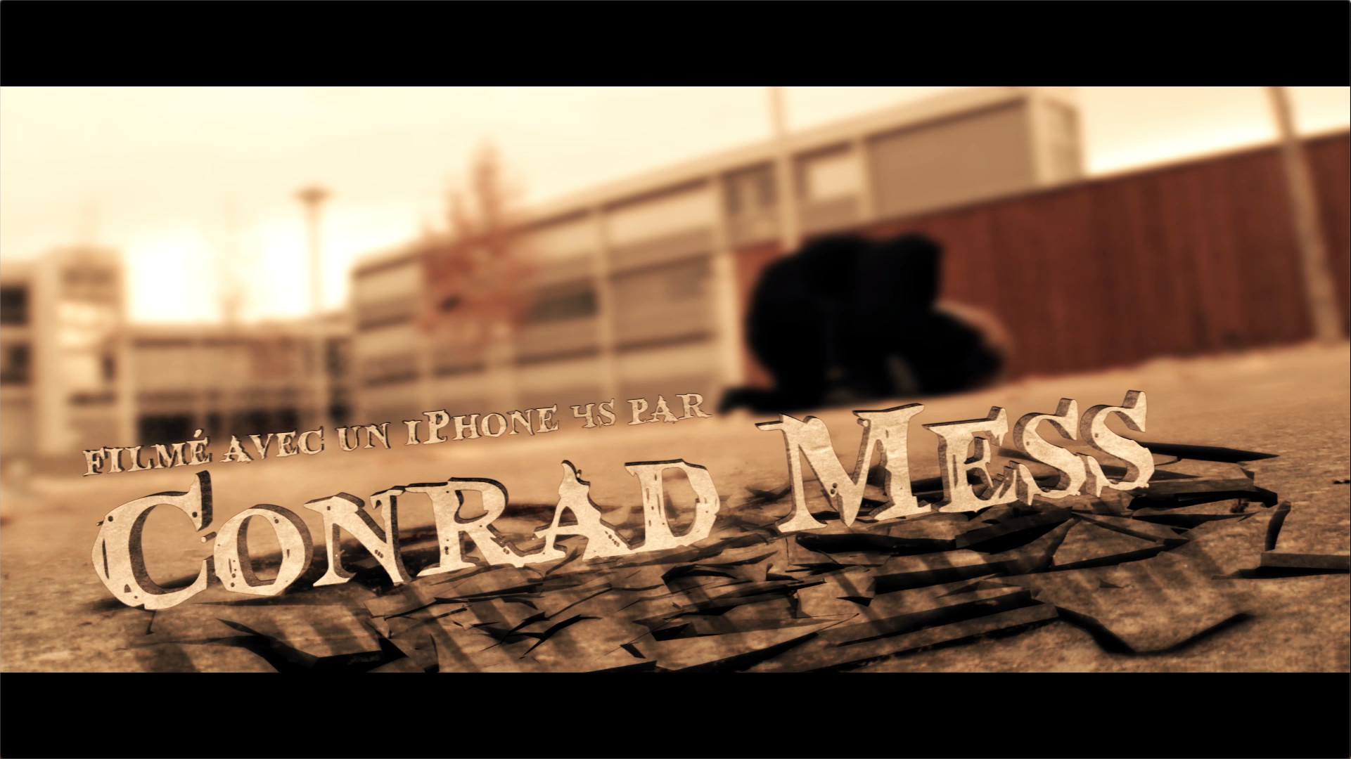 Conrad Mess Vengeance Film