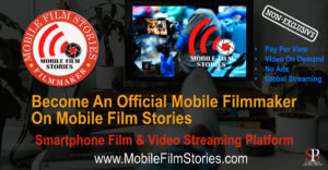 Promote Mobile Film Stories Platform